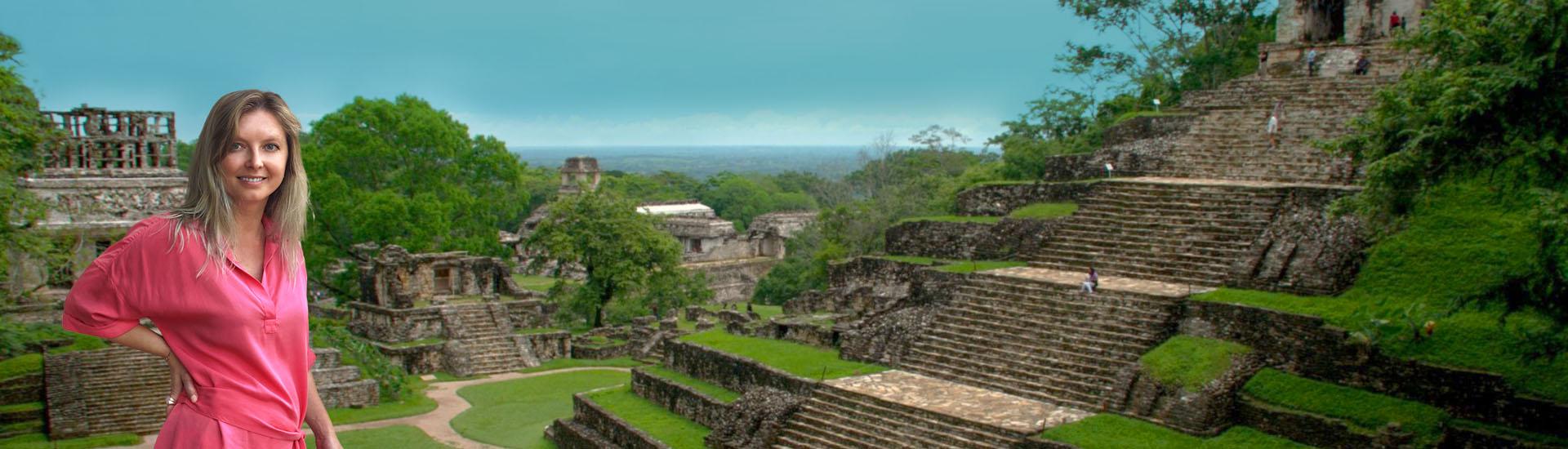 Экскурсии в Мексике от частного гида Алины Стрелец
